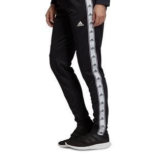 Adidas XS Tiro Climacool Soccer Pants Zipper Logo